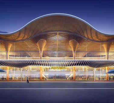 广州白云机场VIP航站楼