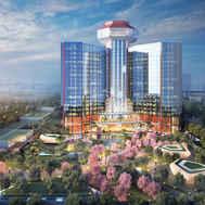 北京长城饭店改造项目