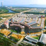 """中国人寿 · 三亚海棠湾""""国寿嘉园·逸境""""养老开发项目"""