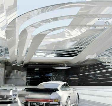 福州三坊七巷汽车体验博物馆