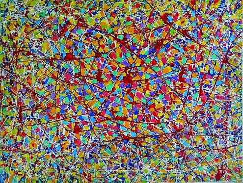 "101. Josip Rubes, ""The Dream"", 38x50,5 cm"