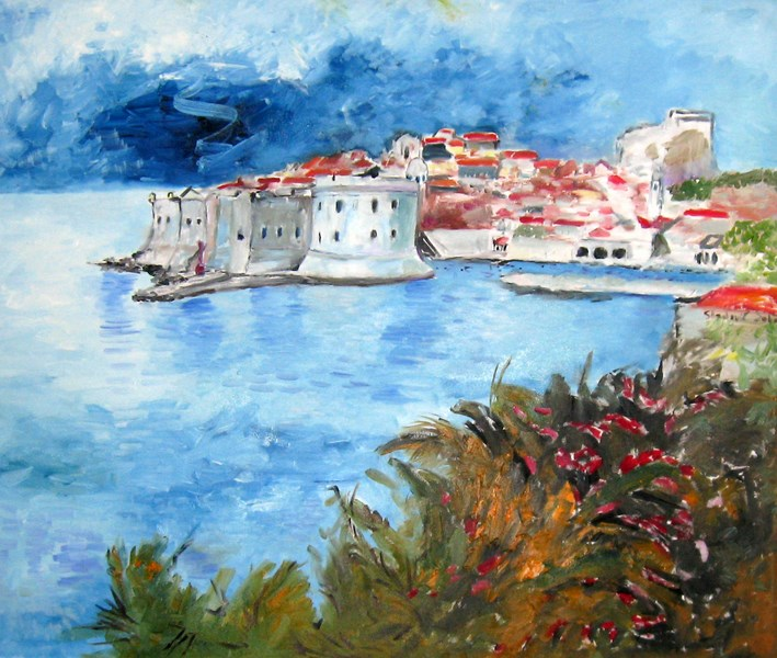 """Karina Sladović """"Dubrovnik"""""""