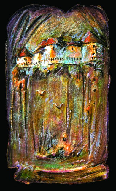 """69. Stjepan Đukić Pišta, """"Veliki Tabor"""", 60x37 cm"""