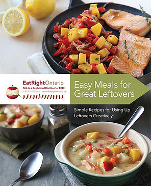 Easy Meals for Great Leftovers