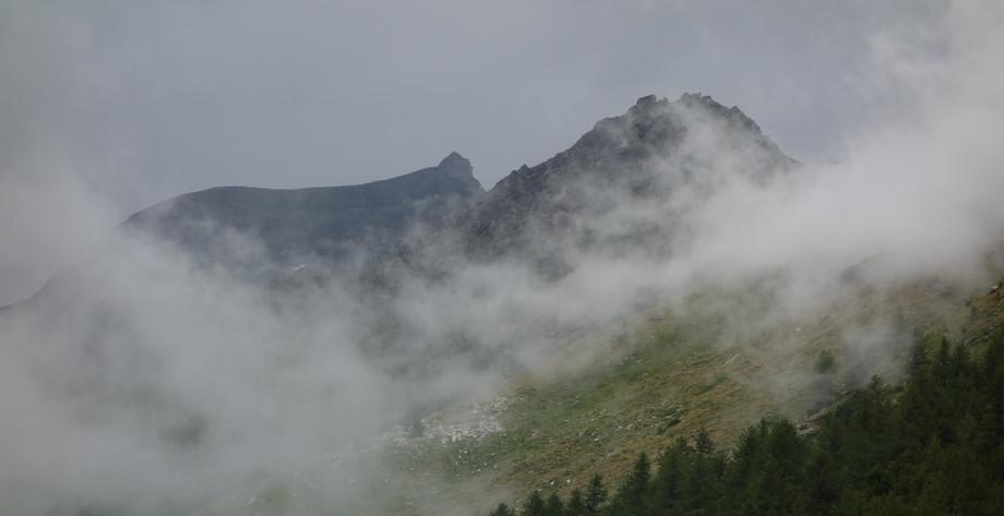 Corwetsch-Wolke