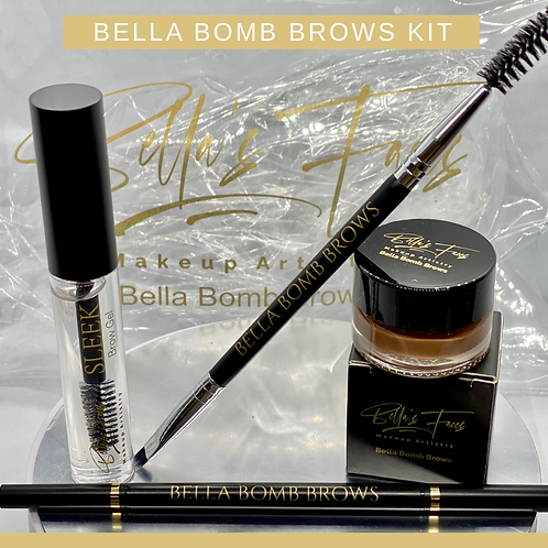 Bella Bomb Brows Kit