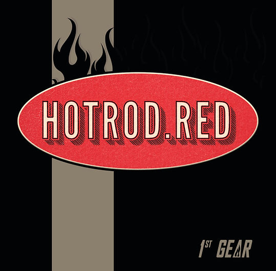 1stGEAR-  the dubut album from HOTROD.RED