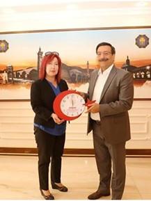 Diyarbakır Büyükşehir Belediye Başkanı S