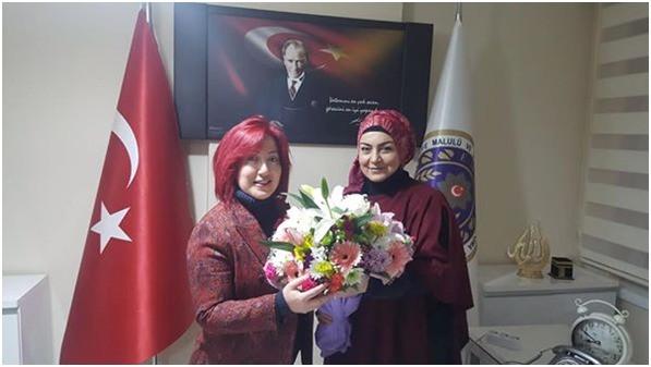 İç Anadolu Birligi Genel Bşk. Gazeteci -