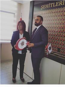 AK Parti Ankara İl Başkan Yardımcısı Say