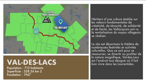 Domaine Tremblant-Quenouille - Val-des-lacs