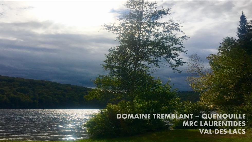Domaine Tremblant-Quenouille - Dévellopper