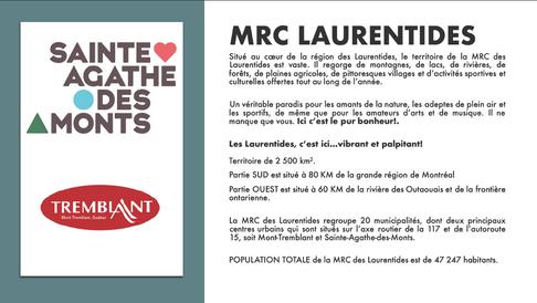 Domaine Tremblant-Quenouille - Lenrentides