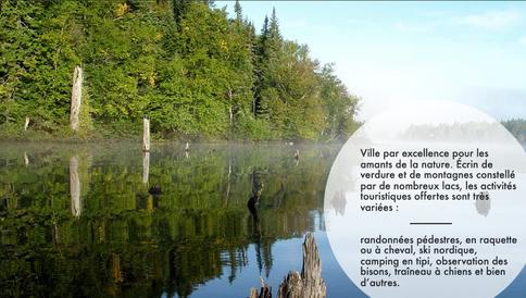 Domaine Tremblant-Quenouille - Lac