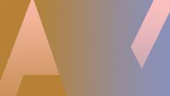 Une image de marque décliné avec des fonds en dégradé à partir du Logo de l'agence PlayB