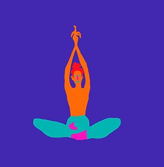 Illustration pour Yoga Mar réalisé par Marianne Fonferrier