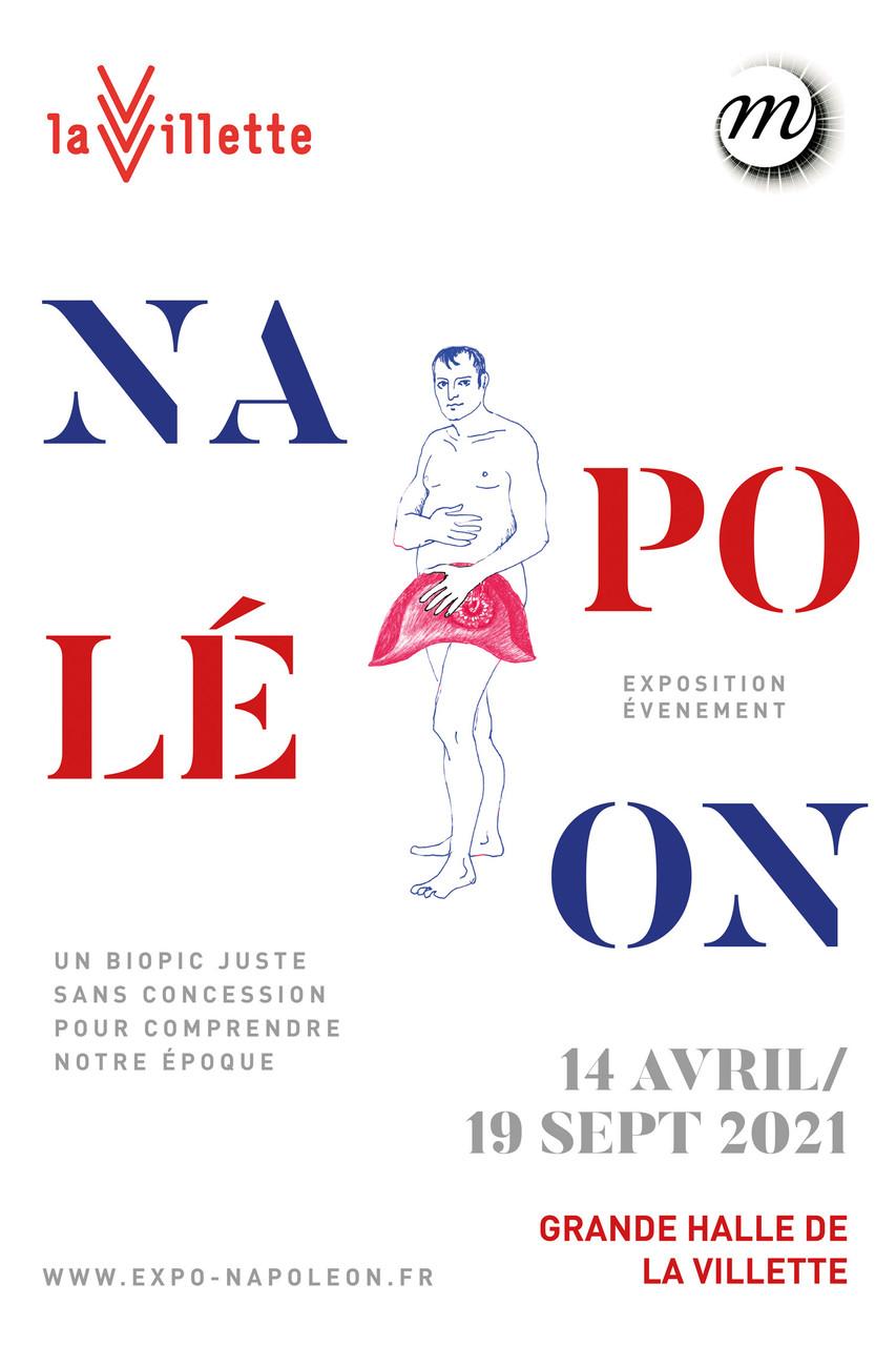 Napoléon mis à nu.