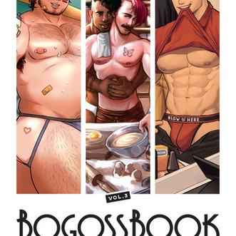 Finally: Bogossbook 3 is available online!