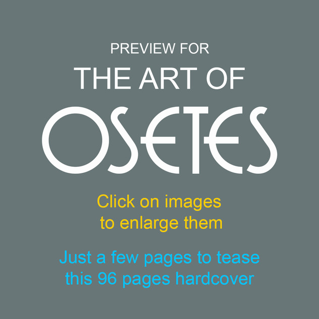 Preview of the art of Osetes
