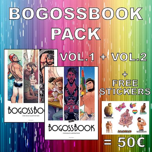 Bogossbook Pack