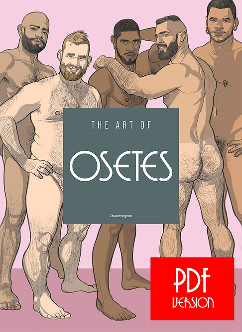 The Art of Osetes PDF
