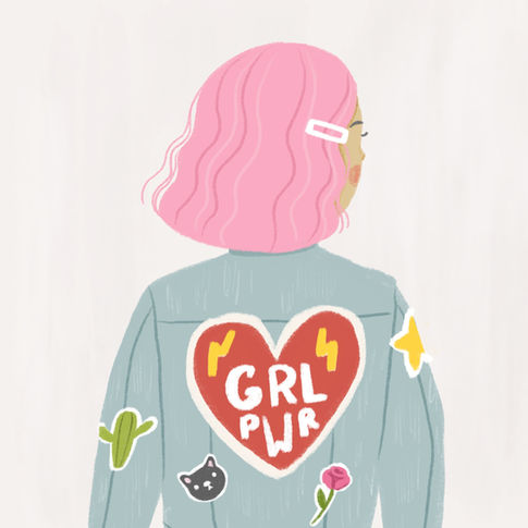 Illustration for International Women's Day 2019