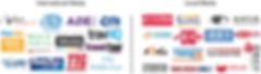 International Media Logos as of 25 March