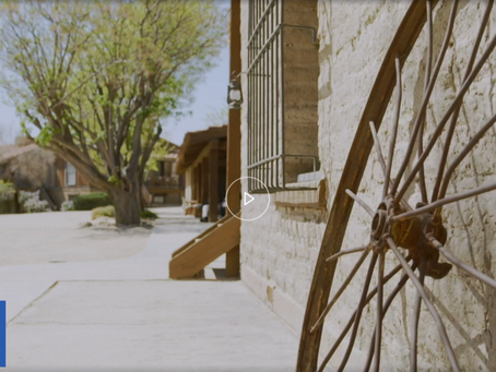 """""""The SoCal Scene"""" Features the Kemper Campbell Ranch in Oscar Special About """"Mank"""""""