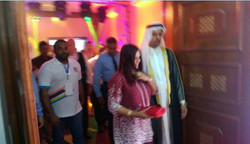 Maldives Exhibition, Chairman & Cheif Guest 3