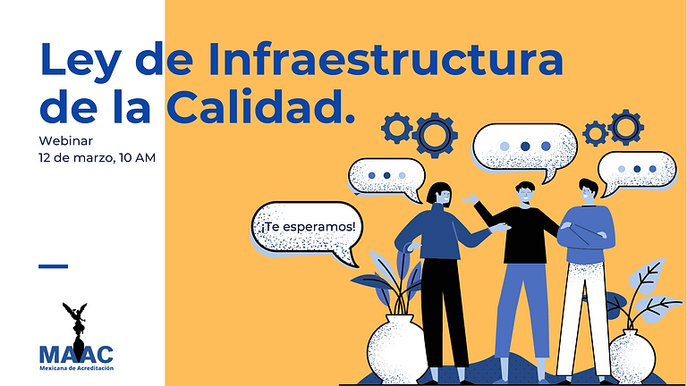 Curso-Taller de la Ley de Infraestructura de la Calidad No. 9