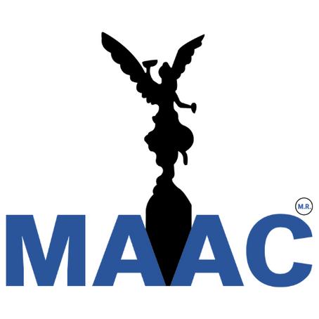 Aviso de autorización de Mexicana de Acreditación, MAAC, A.C.
