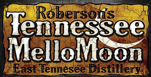 ETD Mellomoon Moonshine Distressed License Plate