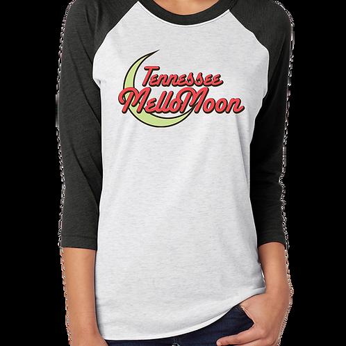 Tennessee Mellomoon Moonshine Unisex 3/4 Sleeve Raglan Baseball