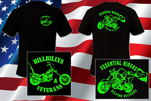 Hillbilly & Veterans t-shirt