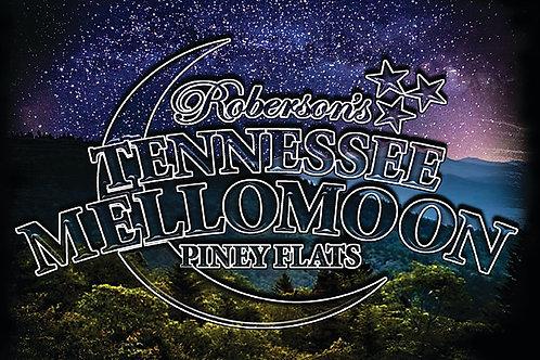 ETD Mellomoon Moonshine Night Sky License Plate