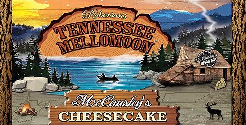 McCausley's Cheesecake Plate