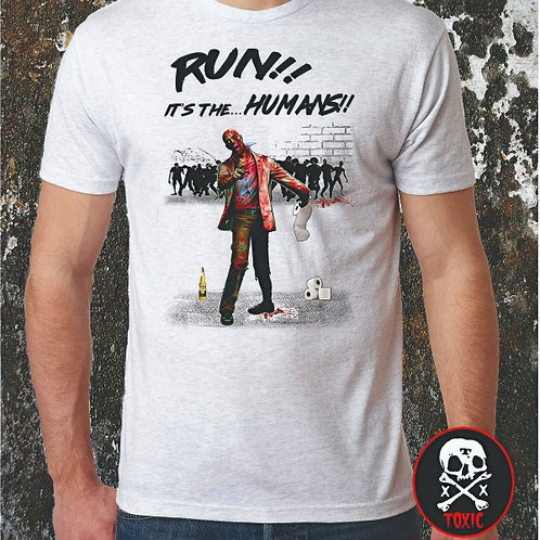 RUN! Its the...HUMANS!!