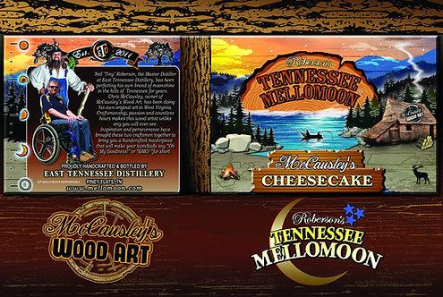 McCausley's Cheesecake Mellomoon Tin