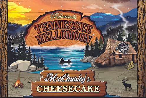 McCausley's Cheescake Tin