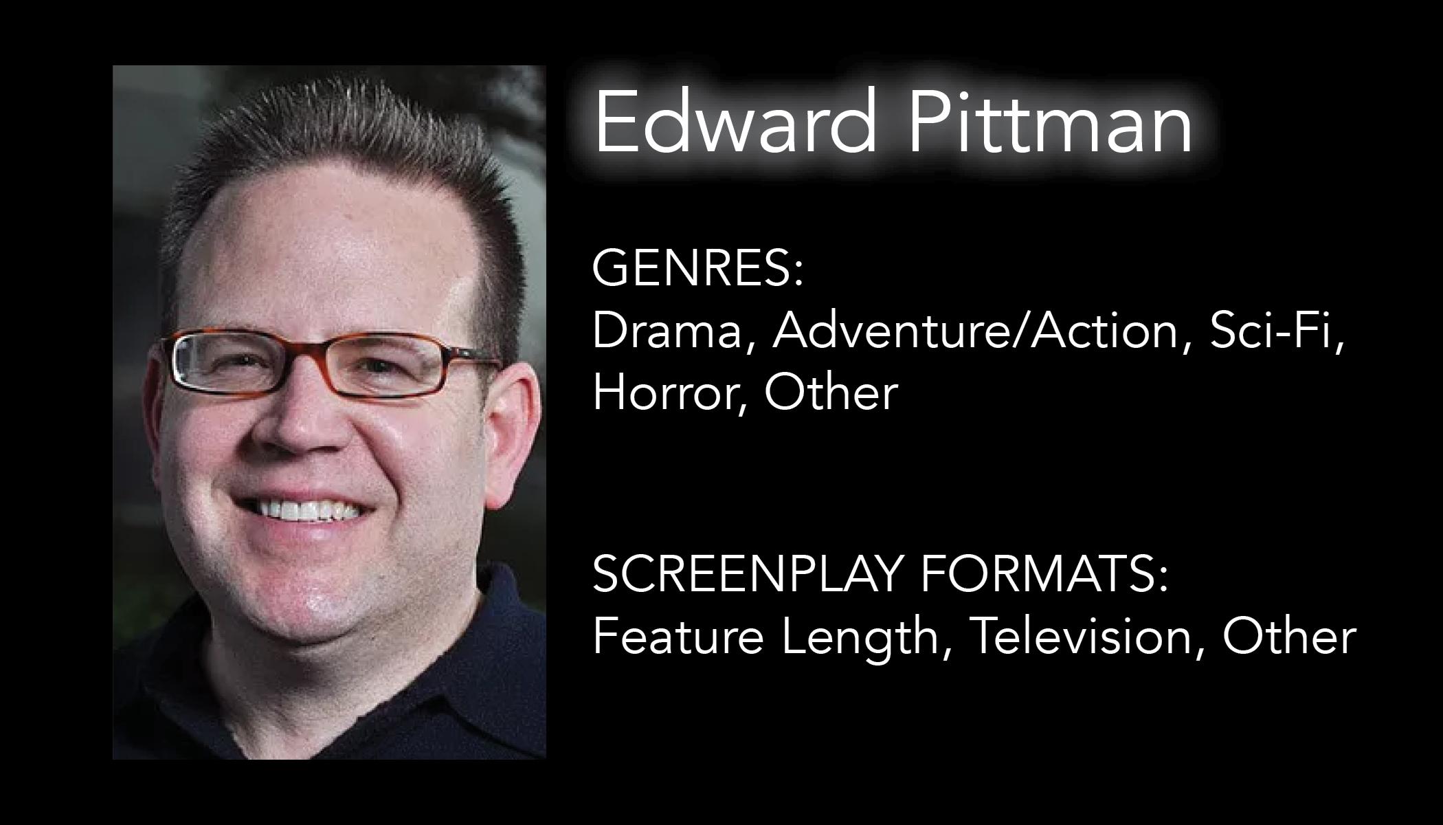 Edward Pittman