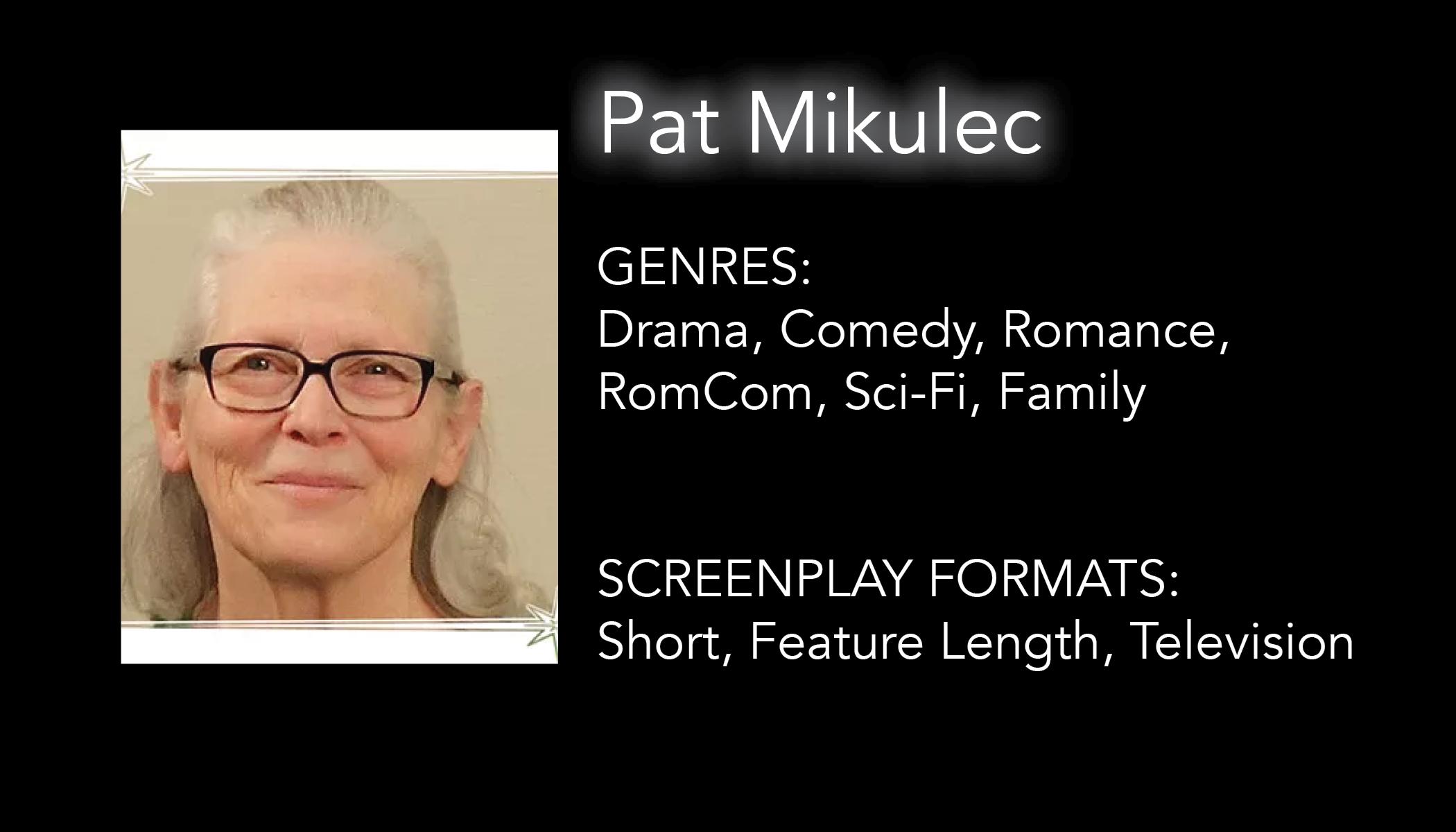 Pat Mikulec