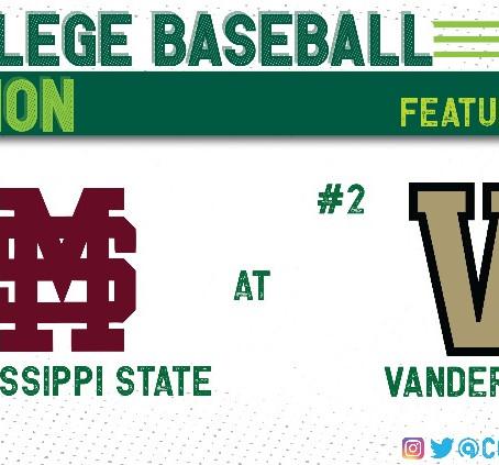 Vanderbilt Wins Top 5 Showdown With Mississippi State