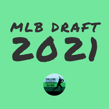 College Baseball Nation Mock Draft 1.0