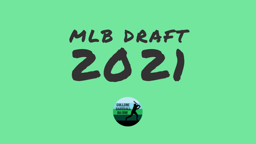 College Baseball Nation's Mock Draft 3.0