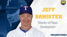 Northern Colorado Adds Former Texas Rangers Manager, Jeff Banister, to Staff