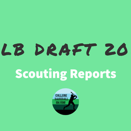 Scouting Reports: Ben Casparius (UConn) and Evan Shawver (Cincinnati)