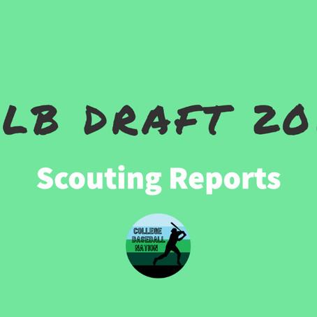 Scouting Report: LHP Steven Hajjar (Michigan)