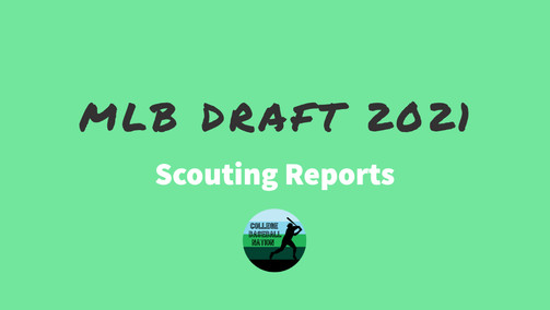Scouting Report: SS Danny Serretti & OF Justice Thompson -- North Carolina