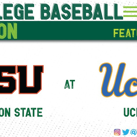 UCLA Claims Series Against Oregon State