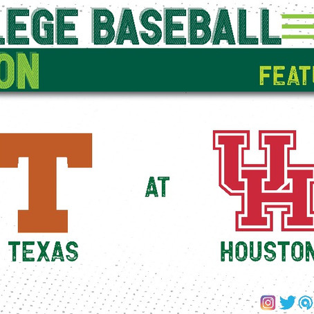 Texas Travels to Houston for Important Measuring-Stick Series